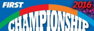 FIRST Championship Logo