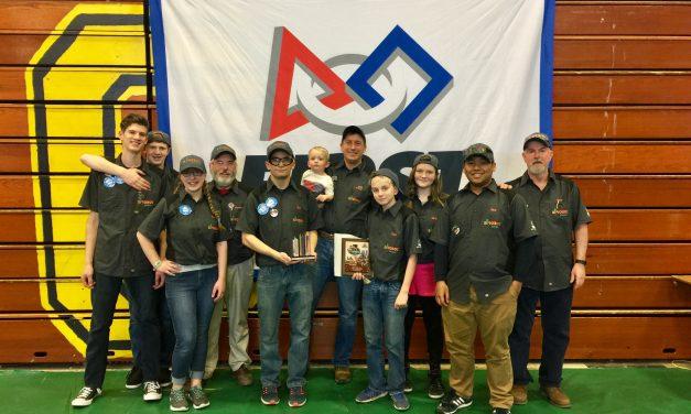 Team Spirit Award For BIROBOT