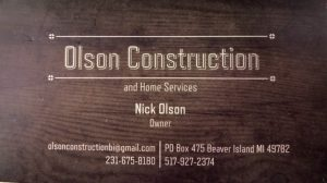 Nick Olson Construction
