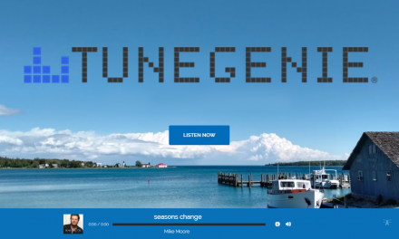 TuneGenie Re-PowerUps as Level 4 Sponsor
