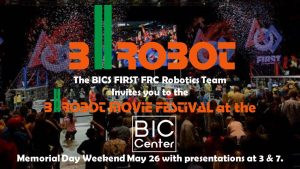 bIrobot Movie Festival @ Beaver Island Community Center
