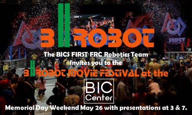 bIrobot Movie Festival