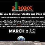 Discover Mission Apollo and Destination Deep Space