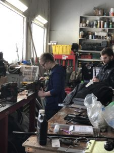 Student Shop Work