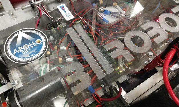 2019 bIrobot Summer Robotics Camp