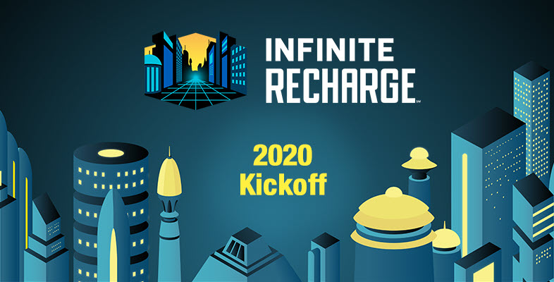 2020 Kick-off is here!